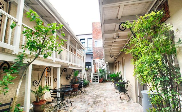 Inn On Ursulines New Orleans | Low Rates, No Hidden Fees
